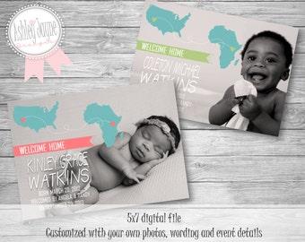 Africa Adoption Announcement