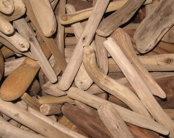 Driftwood for Natural Crafts and Decoration - 1 Pound-Buy 4, Get 1 Free!