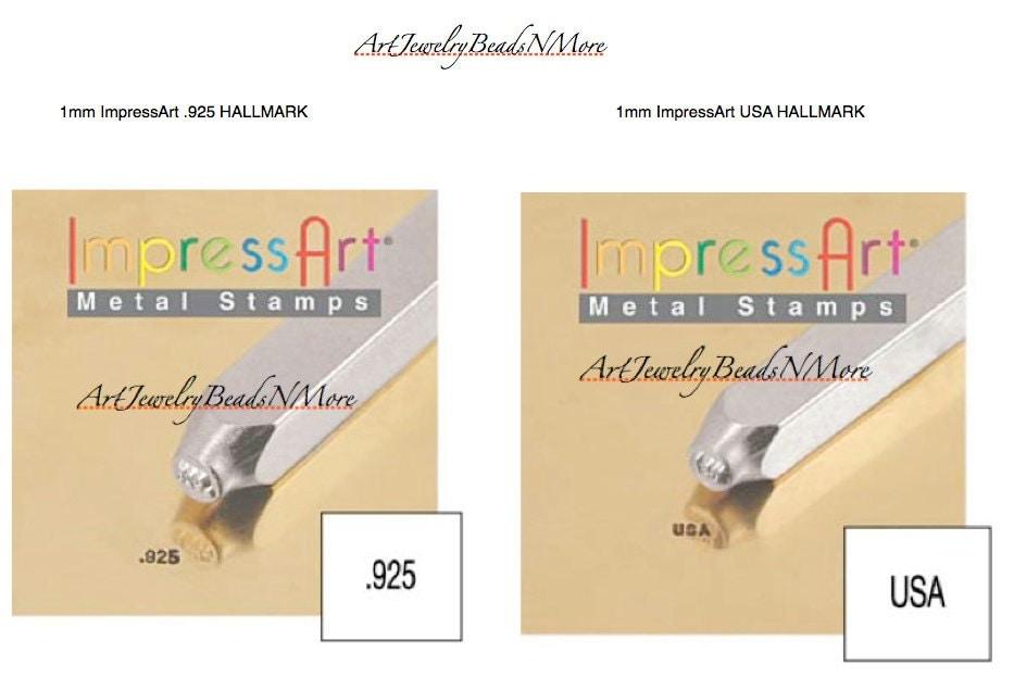 925 hallmark or usa hallmark stamps impressart 925 Hallmark usa