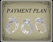 Engagement Ring,Wedding BAND,PAYMENT PLAN- The Easy&Comfortable Way To Purchase Your Custom Designer Ring-Down Payment,Unique,Diamond,Luxur