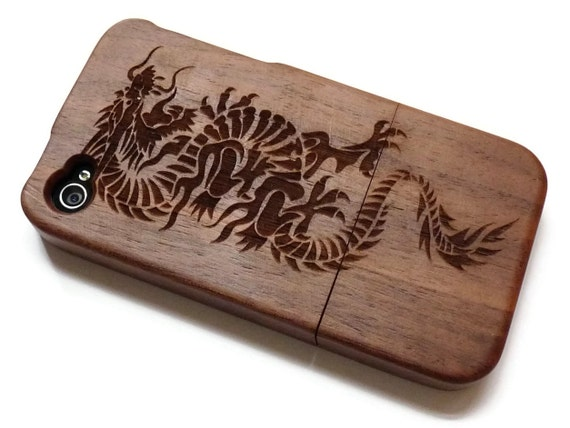 wooden iphone 4 case iphone 4s case wood iphone 4 case. Black Bedroom Furniture Sets. Home Design Ideas