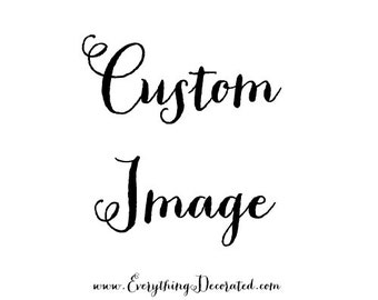 Custom Image Engraving