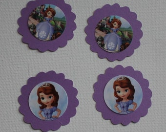 sofia the first gift tags
