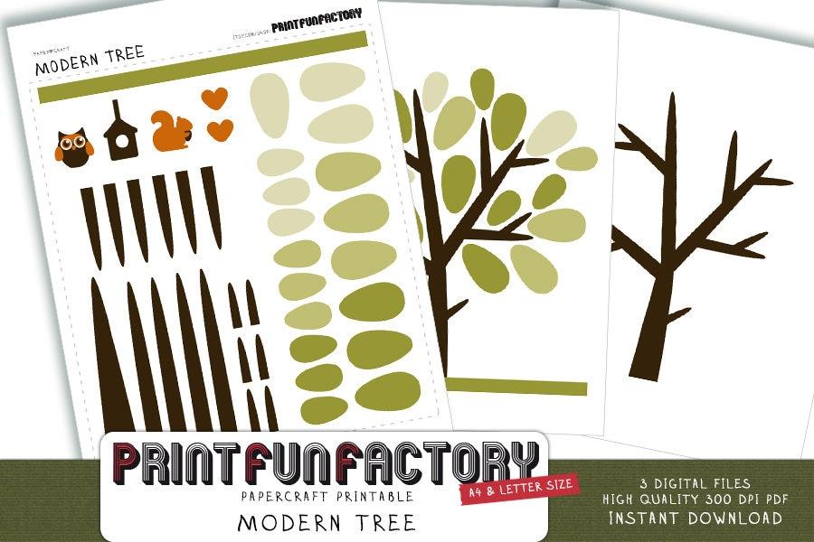 Diy Family Tree Print Fun Factory