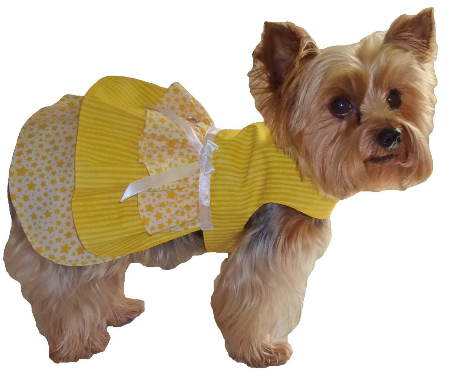 Sale 1628 Ruffle Dog Dress Pattern For The By Sofiandfriends