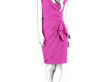 4294 Personalized Dress Pattern - PDF sewing pattern