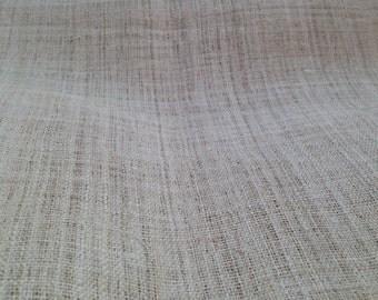 Vintage Hand Made Hemp Textile