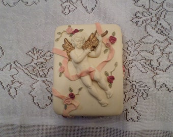 Angel Trinket Box