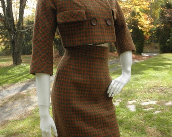 Mad Men Autumn Ladies Suit