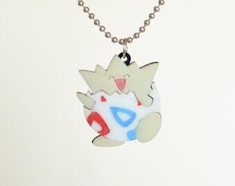 Pokemon Togepi Necklace