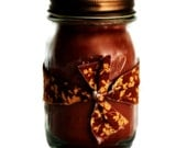Pecan Pie - Soy Candle Highly Scented