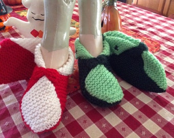 Bootie Style Slippers