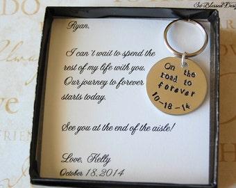 GROOM from Bride, Grooms gift, wedding gift to groom, wedding day gift ...