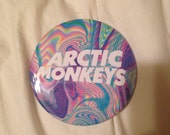 Arctic Monkeys Button
