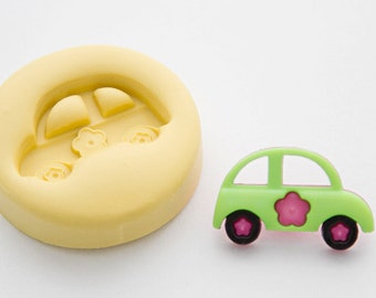 Car Volkswagen Beetle Silicone Mold