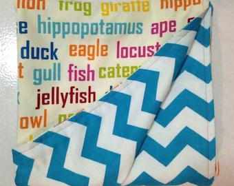Words words wonder words Playmat / Blanket