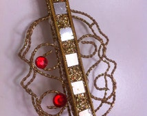Unique Violin Ornament Related Items Etsy