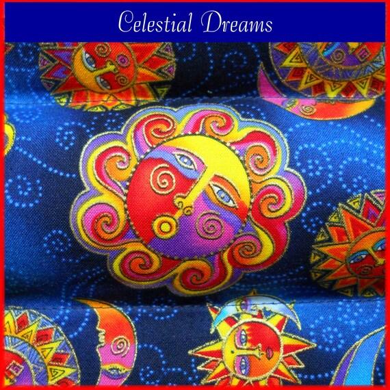 Herbal Heat Pack - Celestial Dreams (By Laurel Burch) - Organic Herbal Blend