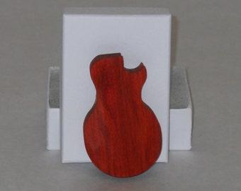 Guitar Pick Case - LP (Redheart)