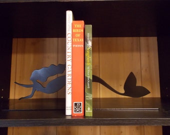Mermaid Bookends (Free Shipping)