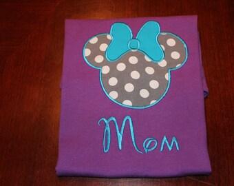 Adult Personalized Disney Shirt