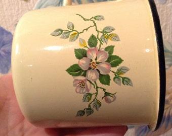 Mug (cup) enamel. Russia (USSR)