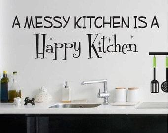 Backsplash Decal Etsy - Custom vinyl wall decals for kitchen backsplash