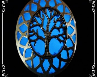 The Original Tree of Life Glowing Necklace