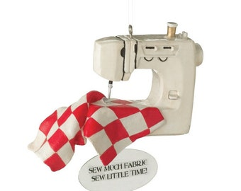 Sew Much Fabric Sew Little Time  35-040829
