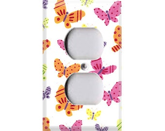 Baby Butterflies Outlet Cover