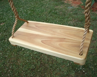 Poplar Wide Tree Swing