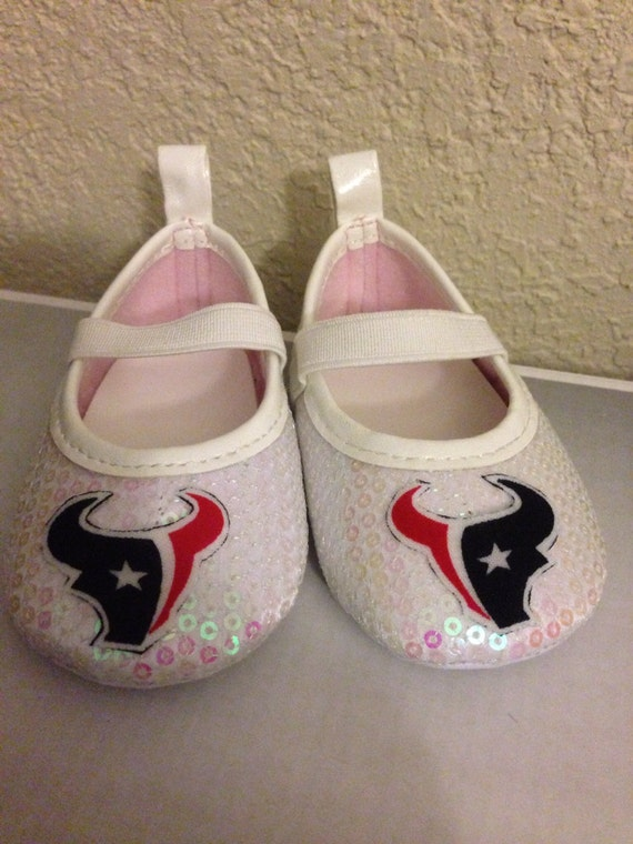 Loley pops creations Houston Texans 3-6 months