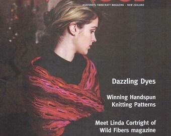 SALE!  Lonely Destash Magazine - The Wheel Issue 19 2007 - Excellent Condition