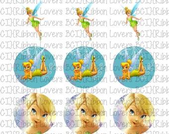 Tink princess bottle cap images