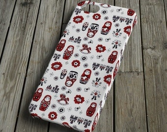 Matryoshka doll - iPhone 5 Case - iPhone 5 Cover - Plastic iPhone 5 Case