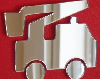 Cherry Picker Shaped Mirrors - 5 Sizes Available