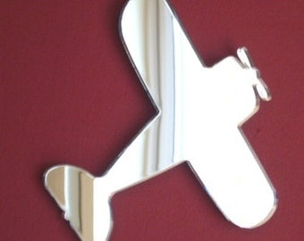 Bi-Plane Shaped Mirrors - 5 Sizes Available