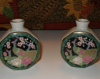 Vintage ENESCO MINI VASES