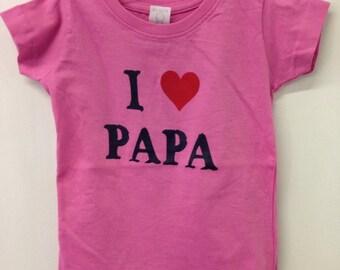 I heart Papa