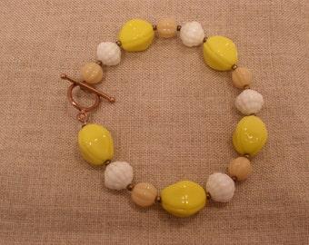The Not So Neutral Vintage Bracelet