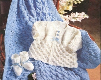 Free Baby Layette Knitting Patterns : preemie layette   Etsy FR