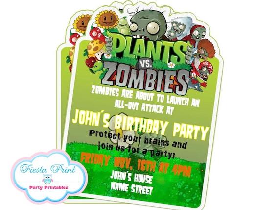 Zombie Invitations was great invitations design