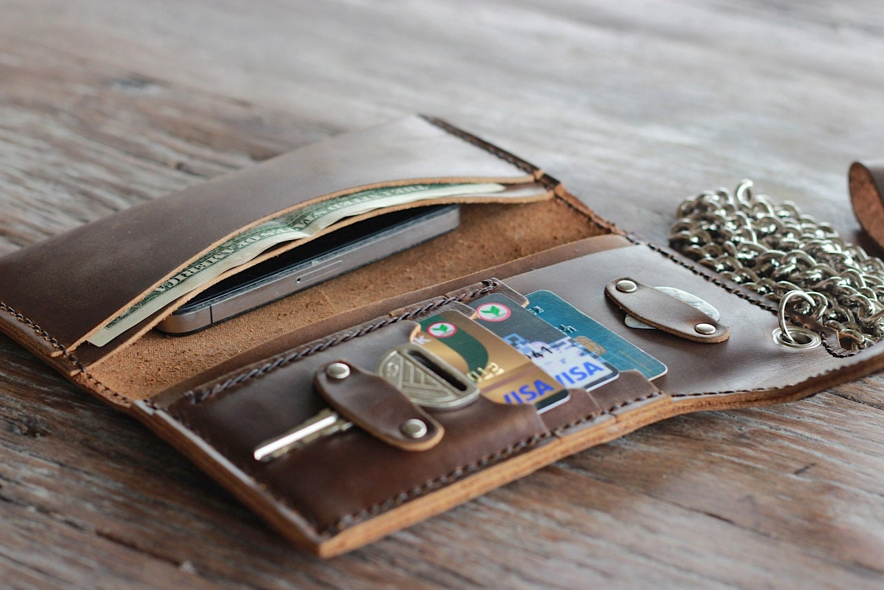 Leather Iphone 6 Wallet For Men Leather Iphone 6 Wallet