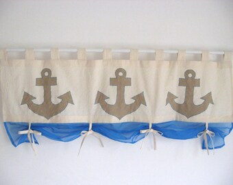Sea life curtains | Etsy