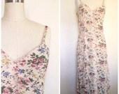 Phoebe Floral Vintage Dress