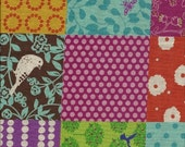 Echino Fabric Story Patchwork by the Yard