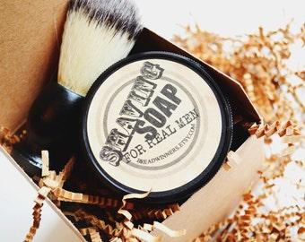 Groomsmen Gift Shaving Kit, Gift Set, mens gifts, shaving cream, shave kit, shave soap, grooms mens gifts, shaving soap, shaving brush,