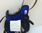 Small Dog Walker's Carry-All Bag. Small DOOPLE BAG keeps items at your fingertips, dog waste out of sight.