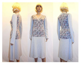 Jersey dress by W A R Z O G