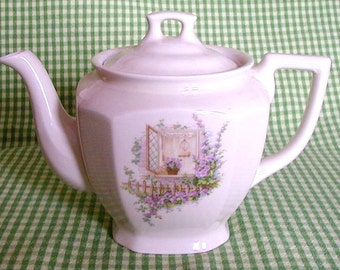 Coors Open Window Teapot